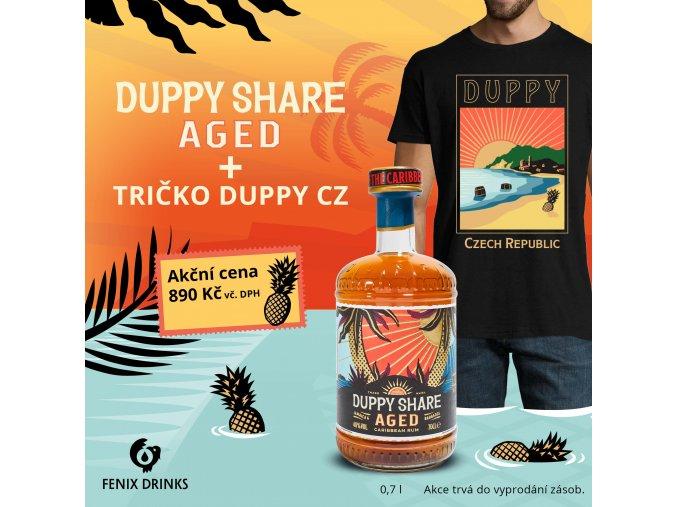 Duppy tricko