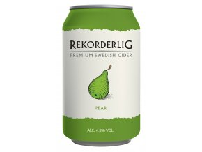 Rekorderlig Cider Pear 33 cl Can