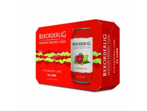 Rekorderlig Cider Strawberry