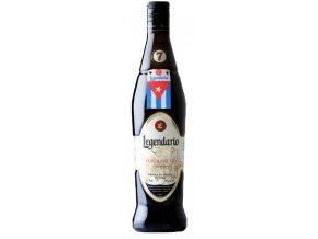 Legendario Elixir De Cuba, 7 let, 0,7l