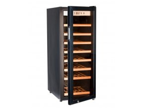 Chladnička na víno HumiBox US43 Steel