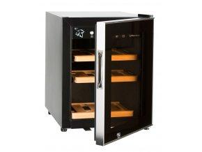 Chladnička na víno Humibox US12 Dark
