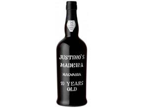 Madeira Justino´s Malvasia 10 Years old, 0,75l