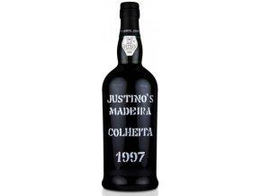 Madeira Justino´s Colheita 1997