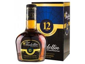 Ron Medellin Gran Reserva 12 YO, 0,7l