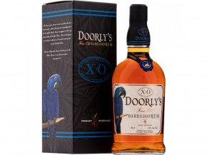 Doorlys X.O. Gold Rum, 40%, 0,7l