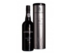 J.H. Andresen Century 10 Year Old Port, 0,75l