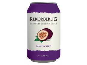 Rekorderlig Cider Passionfruit 33 cl Can