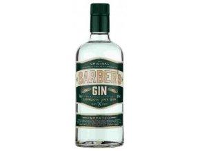 Barbers Gin, 0,7l