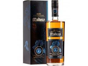 Malteco 10Y Reserva Maya, 0,7l