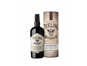Teeling Small Batch Cask Finish Tuba, 0,7l