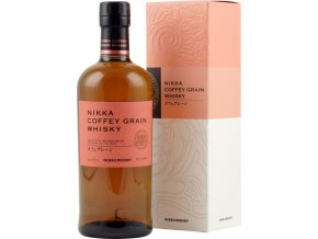 Nikka Coffey Grain, 0,7l
