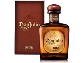 Don Julio Anějo, gift box, 0,7l