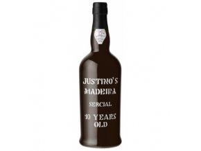 Madeira Justino´s Sercial 10 Y.O., 0,75l