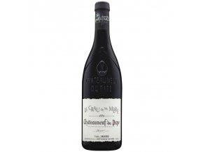 La Crau de ma Mere Vieille Vignes Chateauneuf du Pape AOC, 0,75l
