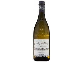 La Crau de ma Mere Vieille Vignes Chateauneuf du Pape Blanc 0,75l