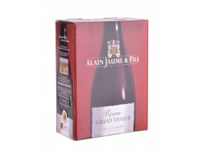 Bag in Box - Cotes du Rhone rouge Réserve Grand Veneur, 3l