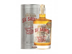 Six Saints Lost Distilleries Rum, 0,7l