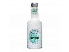 Fentimans & Bloom Gin & Tonic, 275ml