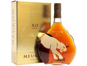 Meukow X.O., plechový box, 0,7l