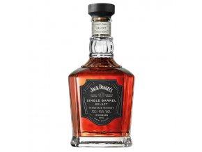 Jack Daniel´s Single Barrel, Gift Box, 0,7l