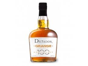 Dictador 100 Months Orange, 0,7l