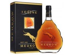 Cognac Meukow Icone, 0,7l