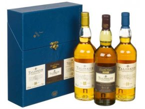 Talisker Single Malts Multi, Gift Box, 3x200ml