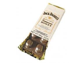 Goldkenn mléčná čokoláda plněná Whisky Jack Daniel's Honey, 100g