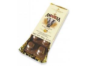 Goldkenn mléčná čokoláda s likérem Amarula, 100g