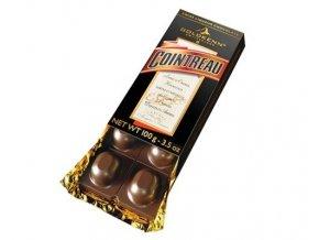 Goldkenn Cointreau Liqueur mléčná čokoláda, 100g