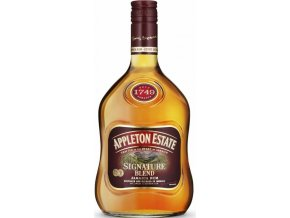 Appleton Estate Signature Blend, 40%, 0,7l