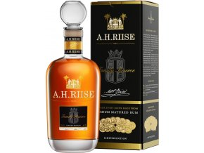 A.H.Riise Family Reserve Rum, 42%, 0,7l