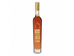 Grand Breuil Poire au Cognac, 38%, 0,5l