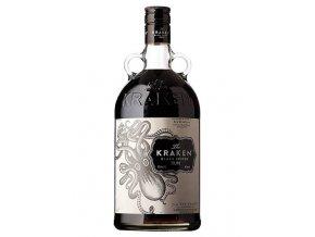 Kraken Black spiced rum, 1l