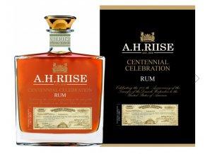 A.H. Riise Centennial Celebration Rum, 0,7l