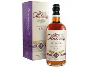Malecon Reserva Superior 15 YO Rum, 0,7l