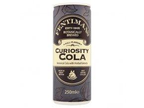 Fentimans Curiosity Cola, 250ml plech