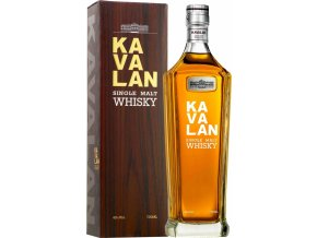 Kavalan Classic Single Malt Whisky, 0,7l