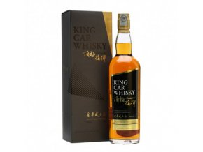 Kavalan King Car Conductor Single Malt Whisky, 0,7l