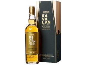 Kavalan ex Bourbon OAK, 0,7l