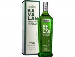 Kavalan Concertmaster Port Cask Whisky, 0,7l