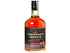 Chairman´s reserve Spiced, 40%, 0,7l