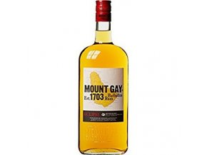 Mount Gay Eclipse Gold, 0,7l