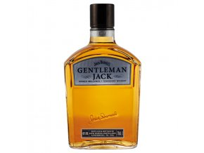 Jack Daniel´s Gentleman Jack, Gift Box, 0,7l
