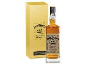 Jack Daniel´s N°27 Gold Double Barreled, 0,7l