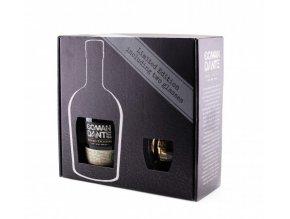 El Comandante Reserva Exclusiva + 2 skleničky, Gift Box, 0,7l