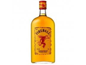 Fireball Cinnamone Whiskey Liquer, 0,7l