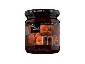Malinový džem, sklo, 300g