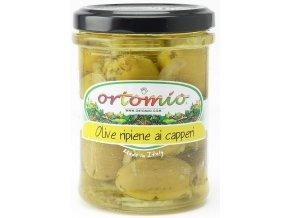 Olivy plněné krémem z kapar, 212ml